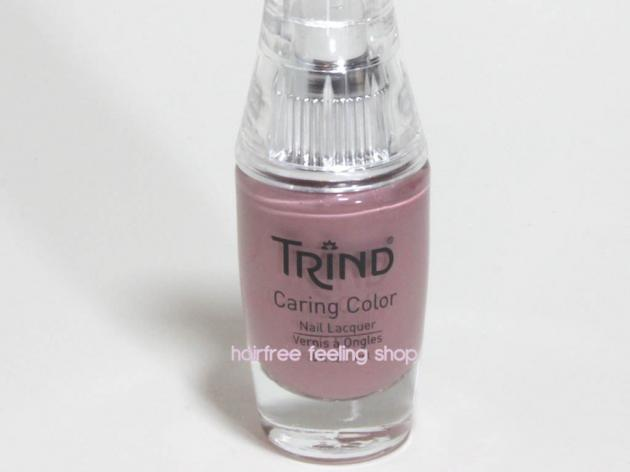 TRIND Caring Color Nagellack *Rosy Cheeks*
