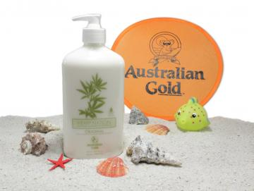 Australian Gold - Hemp Nation Original - after Sun - 535ml